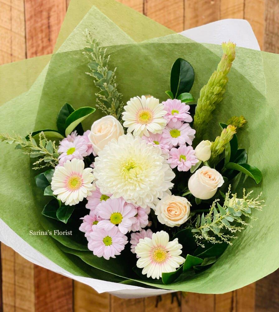 Fairy white bouquet