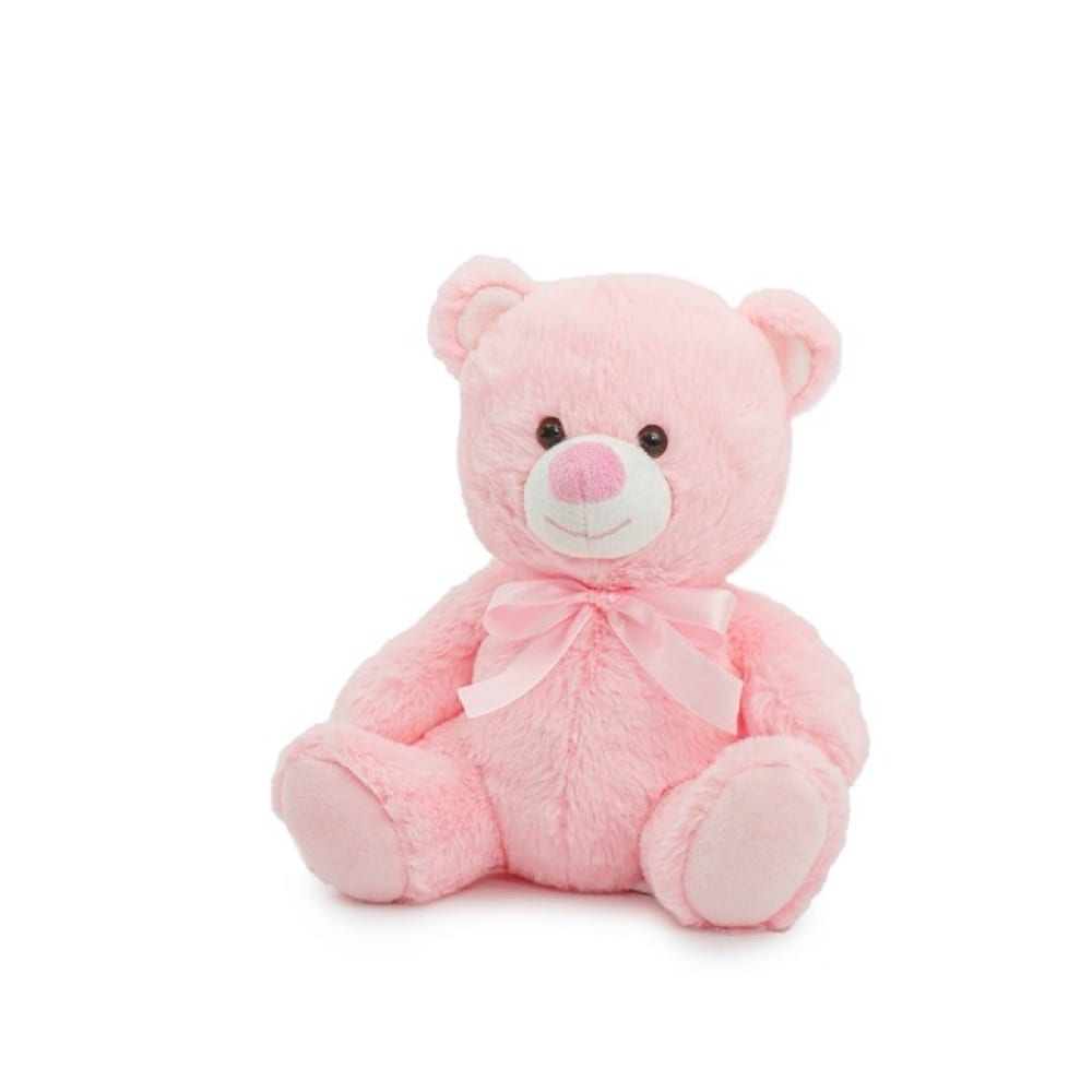 New pink teddy small 20cm
