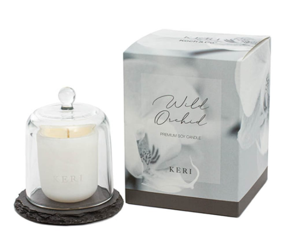 KERI Soy Candle - Wild Orchid