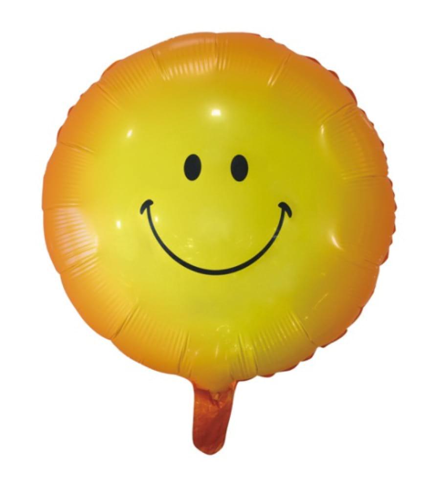 Helium Foil - Smiling !