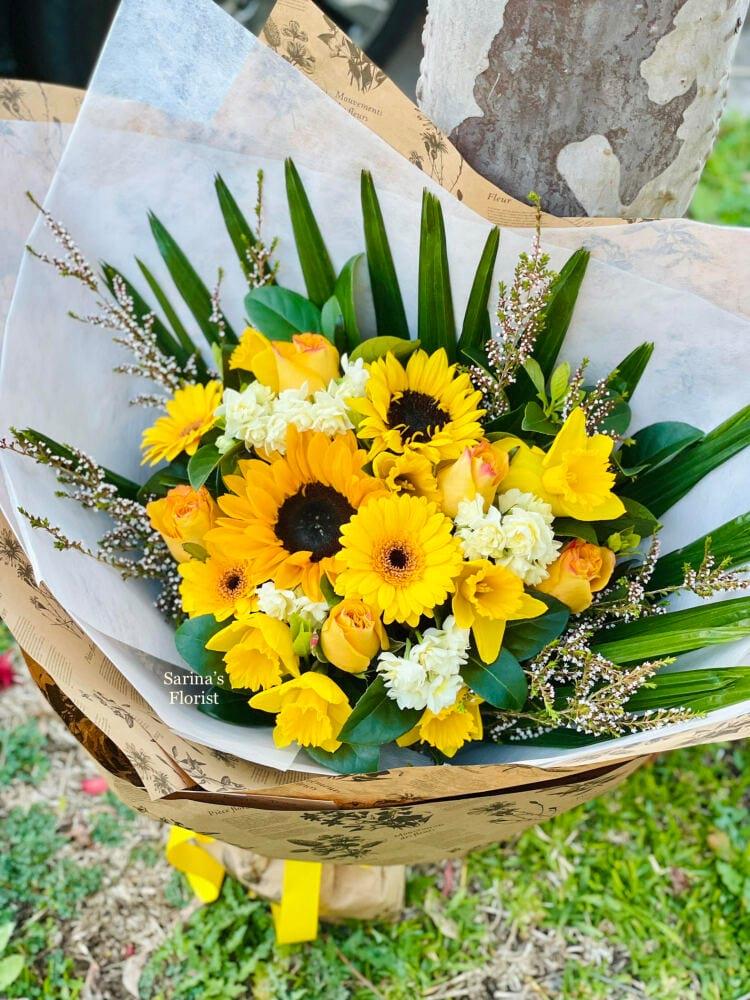 Happy bouquet