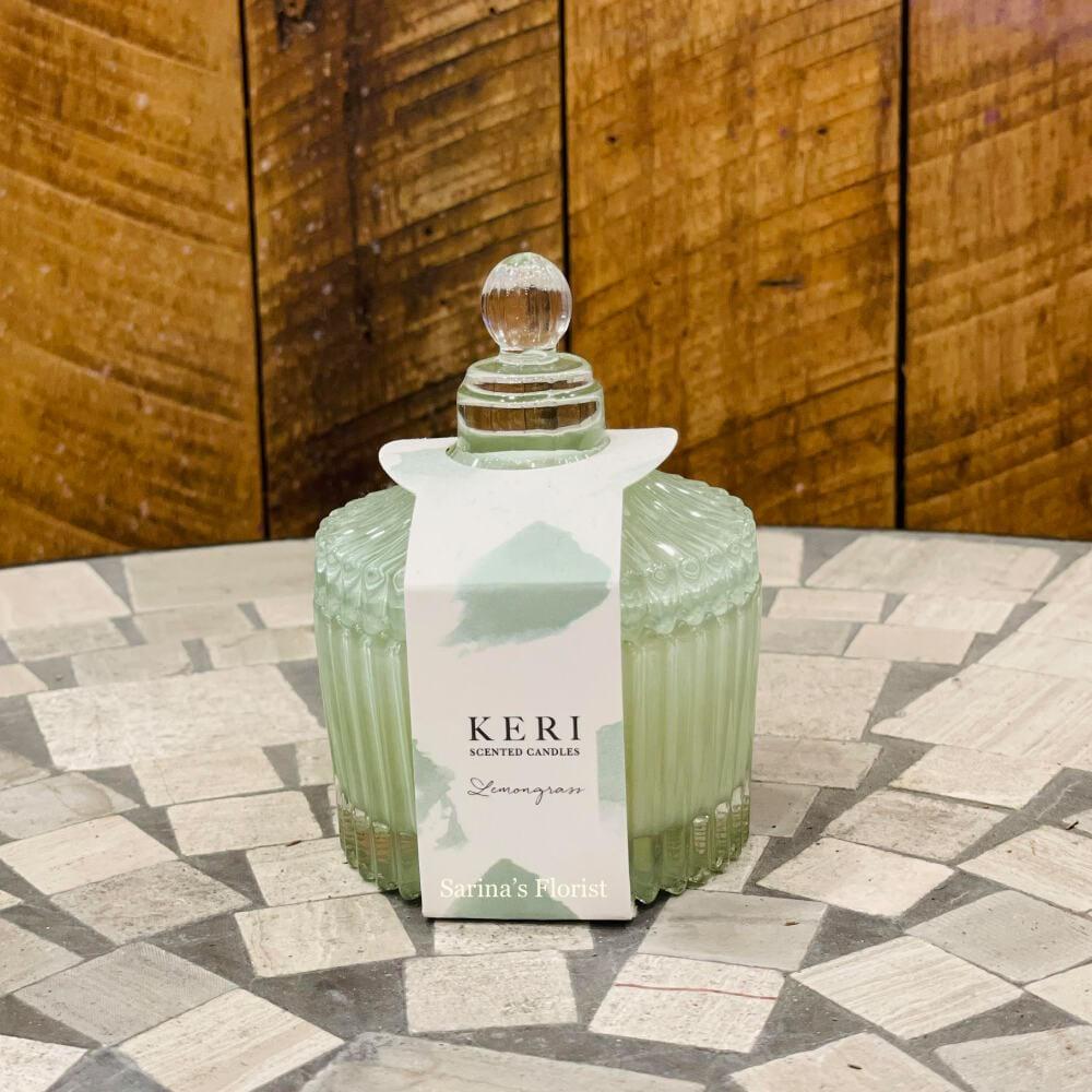 KERI scented candles - Lemongrass (Small)