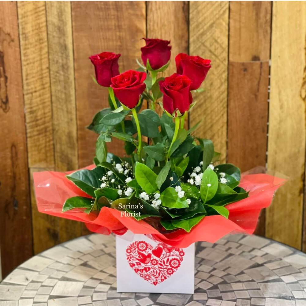 OH MY LOVE ROSE BOX