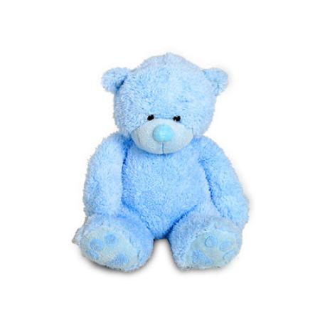 Blue Teddy Small 17cm