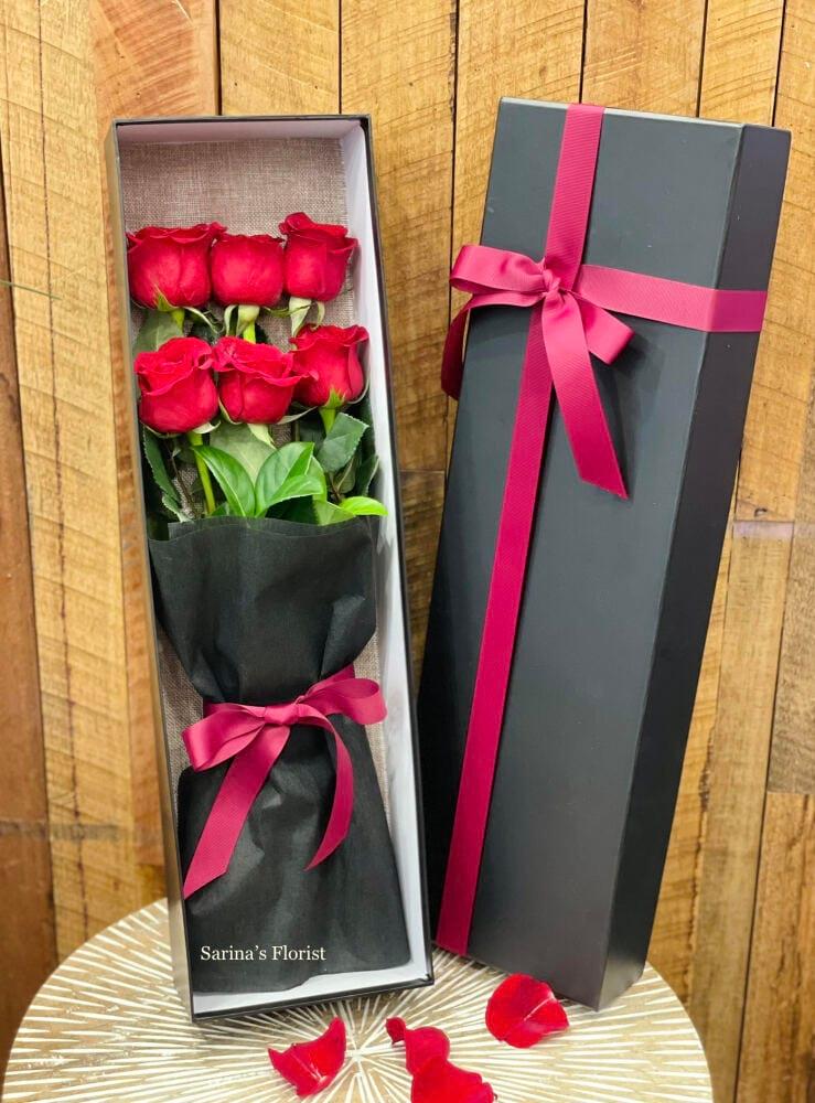 PREMIUM ELEGANT ROSE ONLY BOX