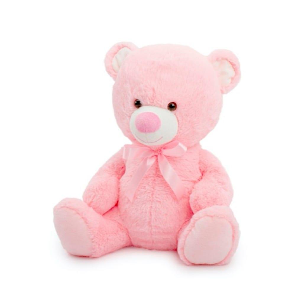 New pink teddy medium 30cm