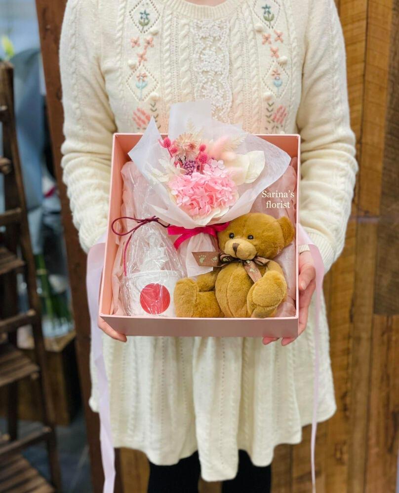 In my heart gift box