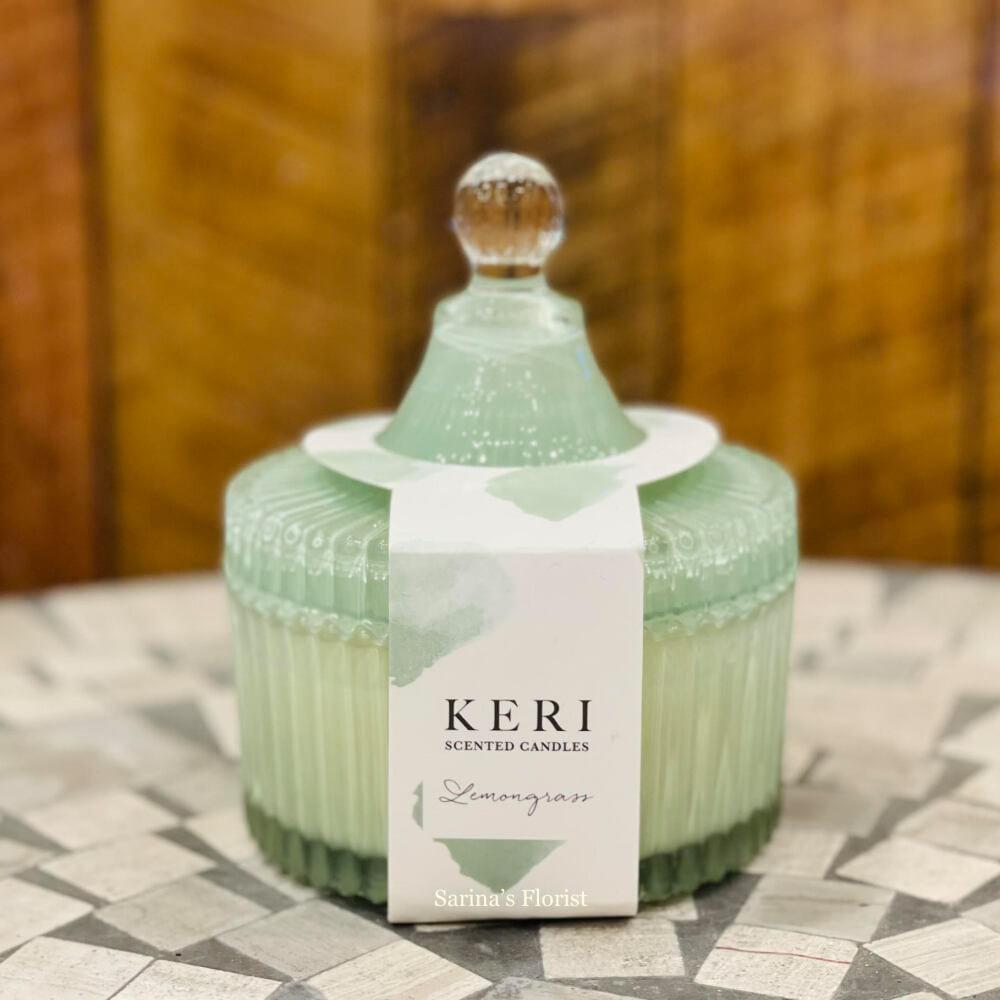 KERI scented candles - Lemongrass (Large)