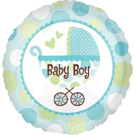 Air Stick Balloons - It`s Boy!