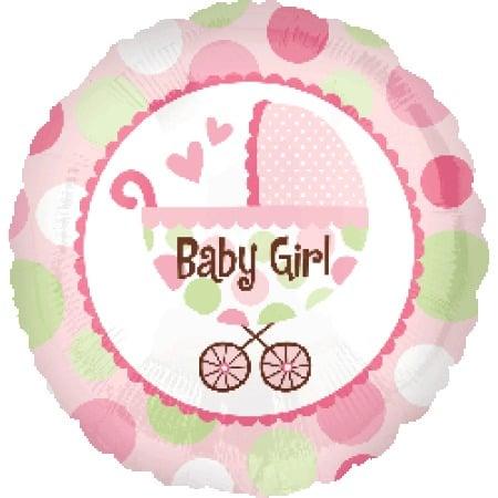 Air Stick Balloons - It`s Girl!