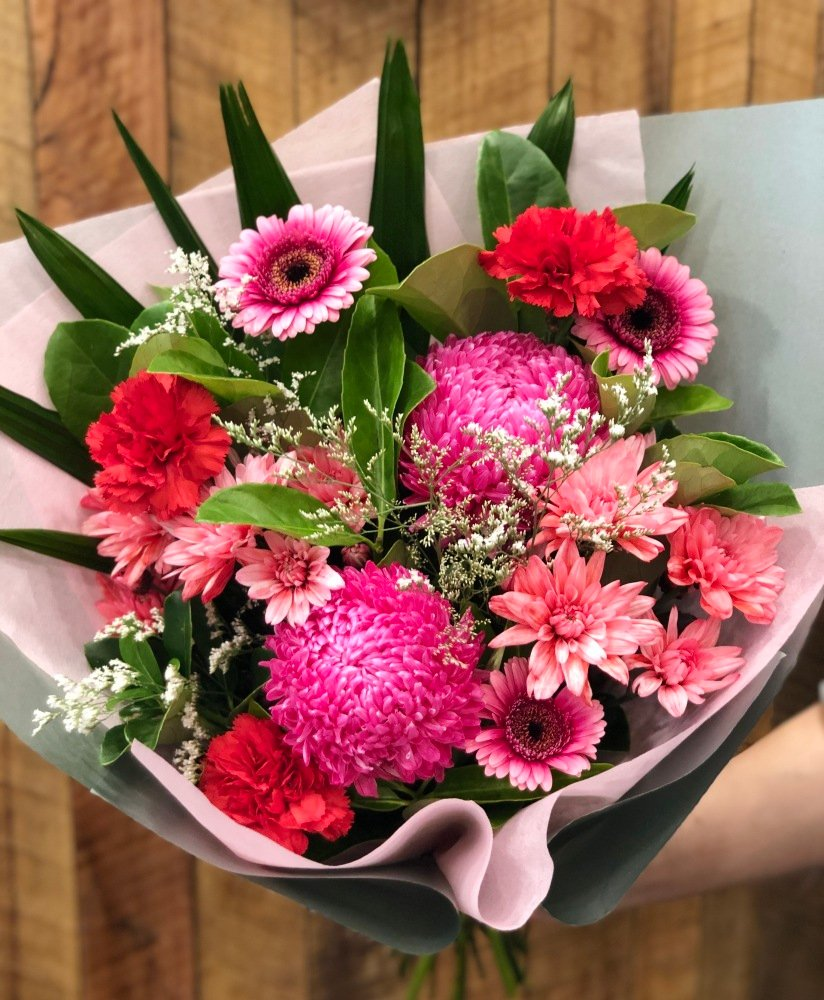 YOU ARE MY SWEETHEART BOUQUET