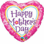 Helium Foil - Happy Mother`s Day!