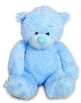 Blue Teddy Large