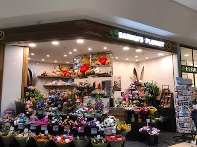 Sarinas Florist Shop
